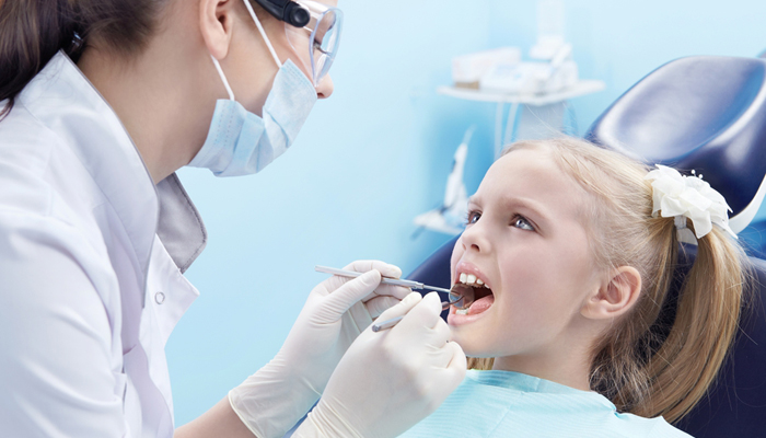Odontopediatría - Clínica dental Toledo